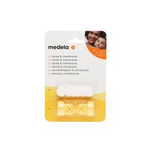 Medela Ventile und Membranen